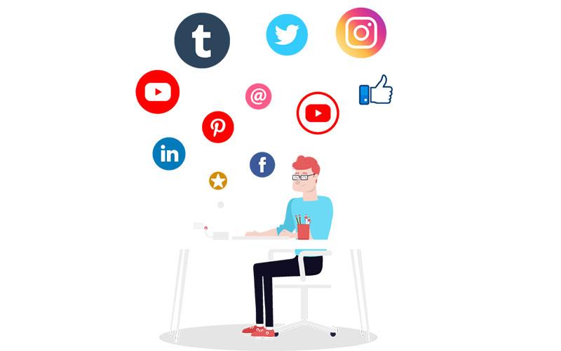 Εικονίδιο του Digital Marketing