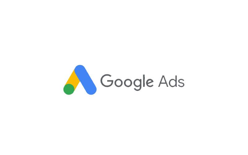 Το λογότυπο των Google ADS