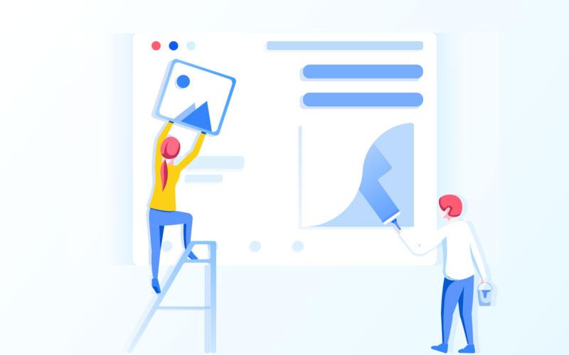 Βελτιώσεις ux-ui σε ιστοσελίδες